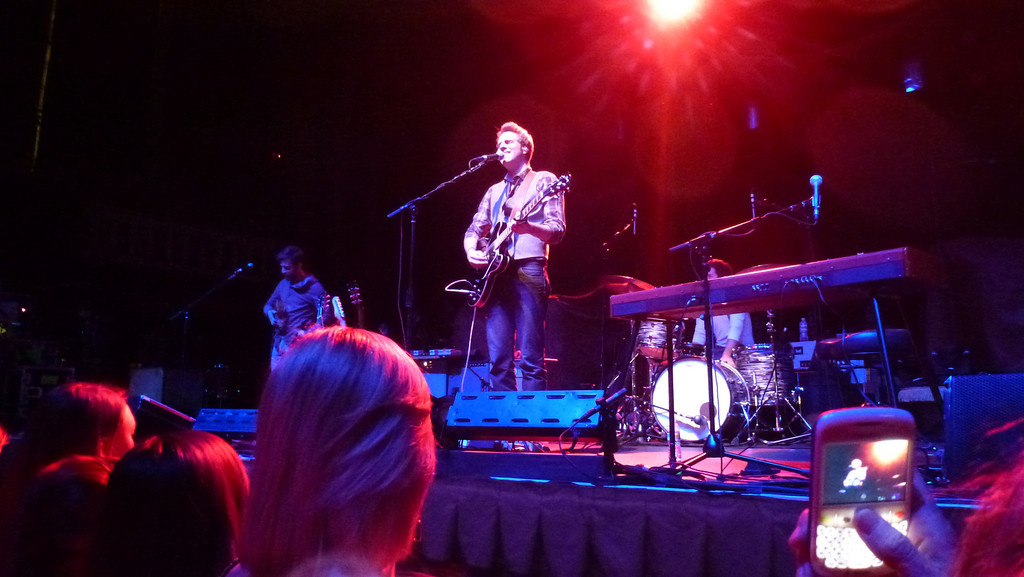 Ben Rector, Tabernacle, Atlanta, Ga (February 29, 2012)