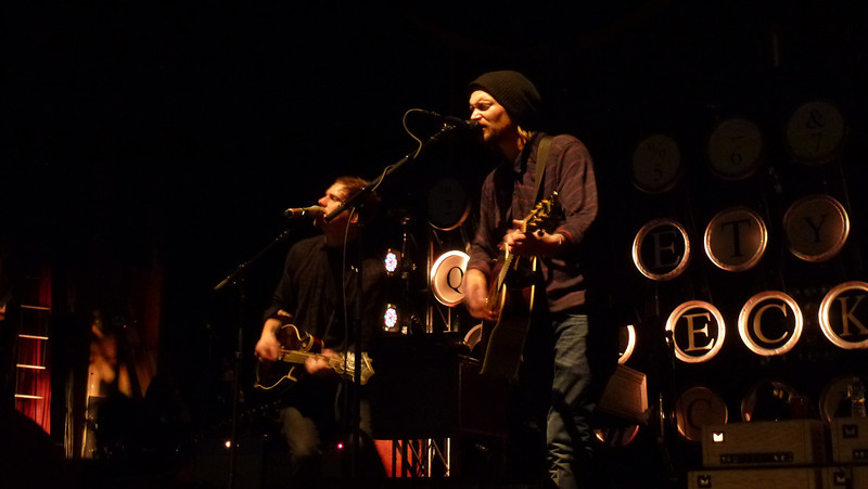 Needtobreathe, Tabernacle, Atlanta, Ga (February 29,2012)