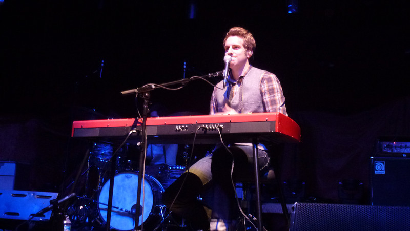 Ben Rector, Tabernacle, Atlanta, Ga (February 29, 2012)