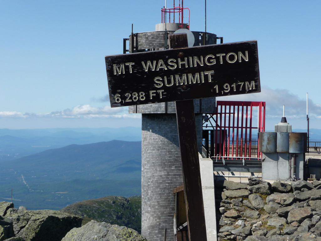 Mt Washington, NH