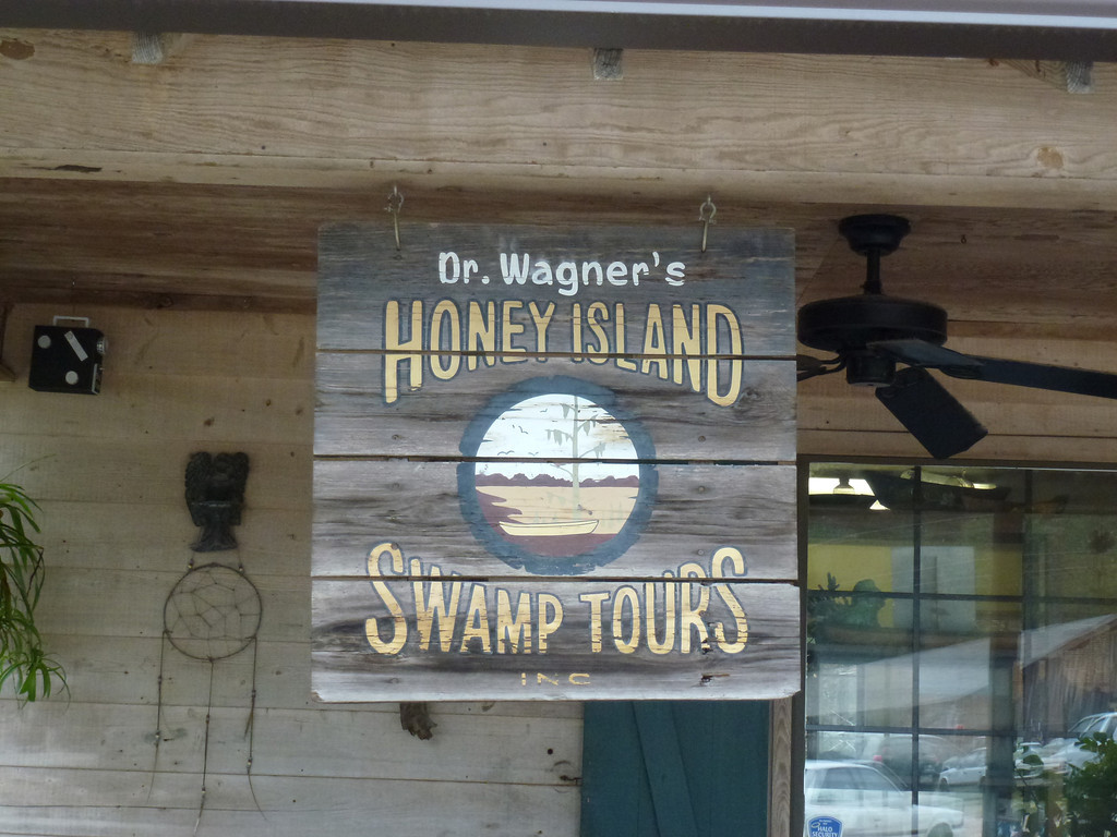 Dr. Wagner's Honey Island Swamp Tours (New Orleans)