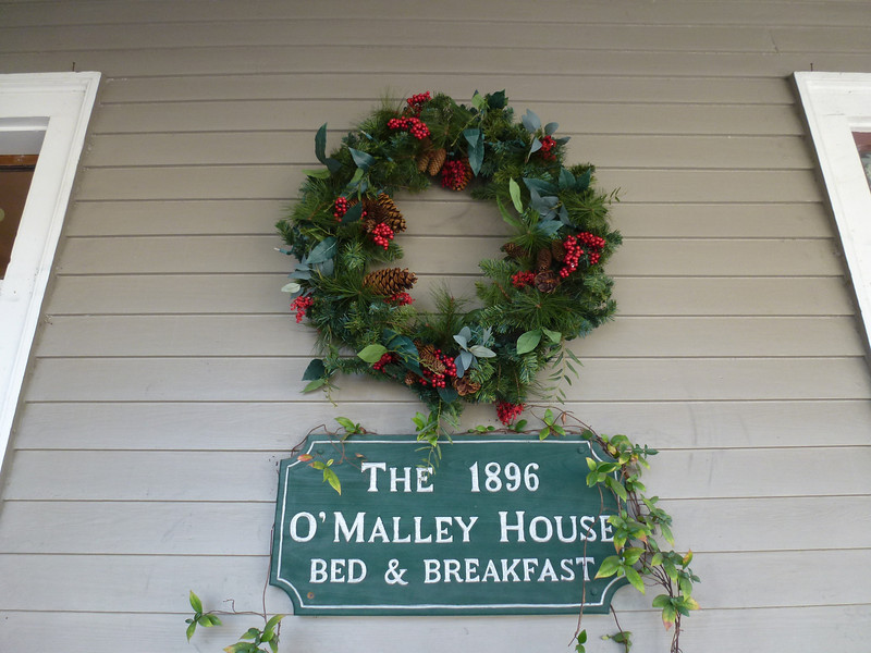 The 1896 O'Malley House Bed & Breakfast (New Orleans)