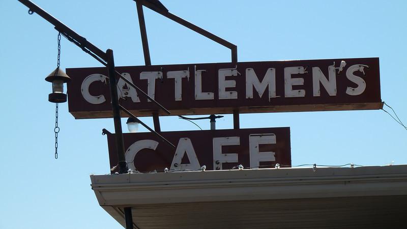 Cattlemen's Cafe, Stockyard City, Oklahoma