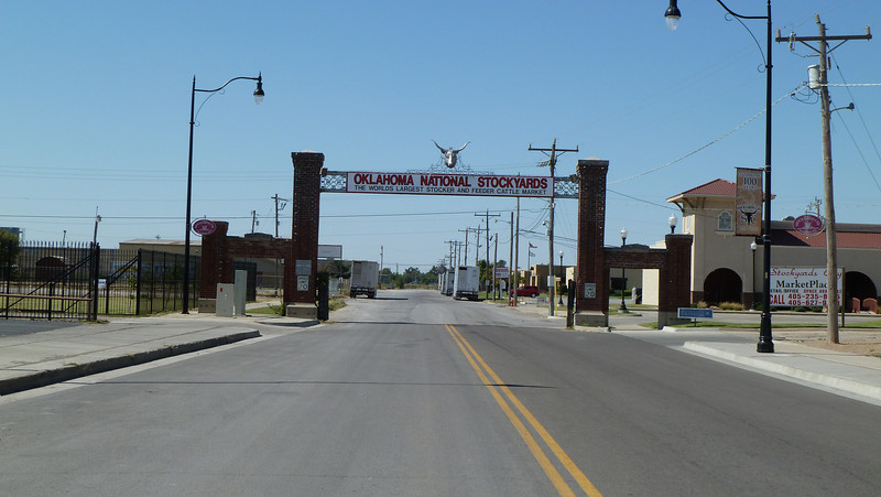 Oklahoma National Stockyards