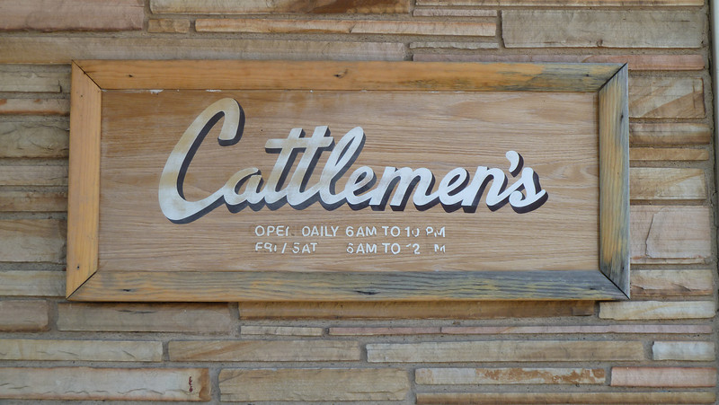 Cattlemen's located in Stockyard City, Oklahoma.