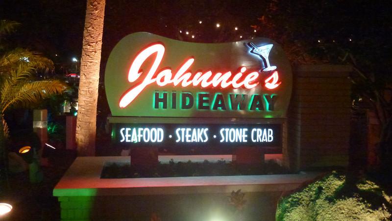 Johnnie's Hideaway (Orlando, Fl)