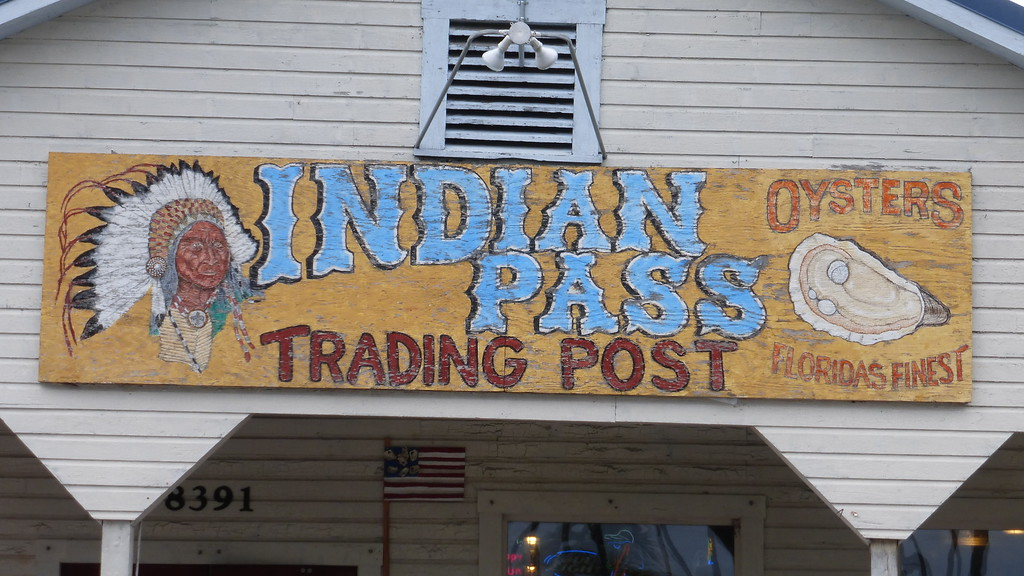 Delicious Oysters for Dinner at Indian Pass Trading Post