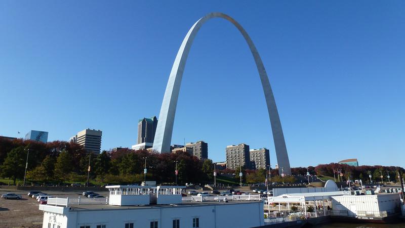 Arch, St. Louis, Missouri