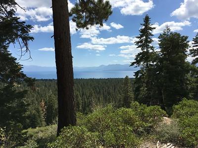 Tahoe Labor Day 2016 Hike