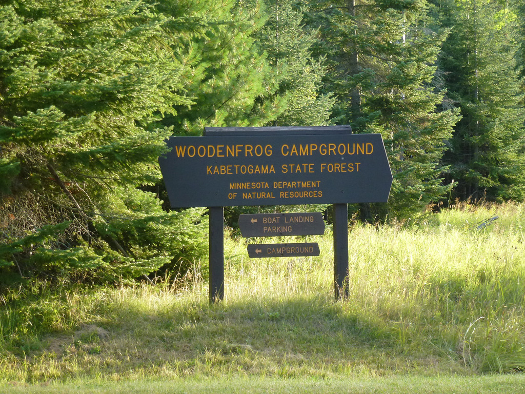 Woodenfrog Campground (Minnesota)