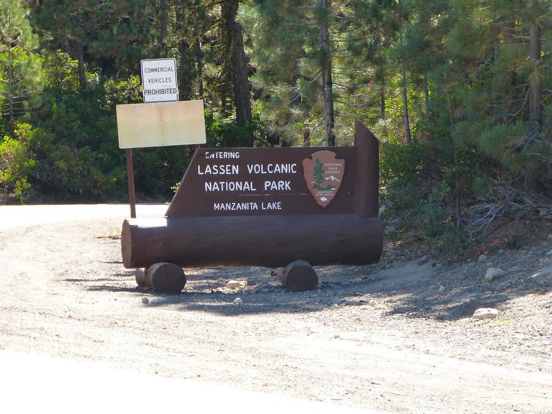 Lassen Volcanis National Park