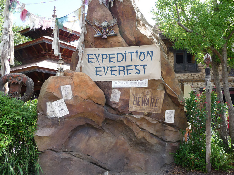 Expedition Everest (Animal Kingdom)