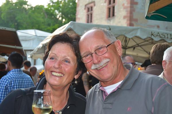 Weinfest At Castle Schonborn