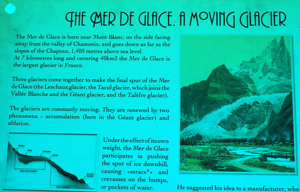 A bit of glacier facts