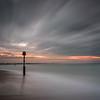 Mid tide dawn