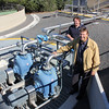 2  Hydro Innovations checking out their pumps