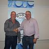 George Wall, WIOA Executive Officer & Ron Bergmeier outgoing WIOA Chairman