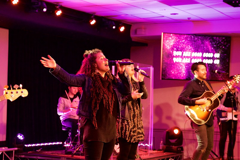 Newport Mesa Regional Ministry Services, Sunday Jan 22, 2017  Photographer: David Bremmer