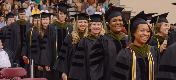 May 16. Spring Commencement