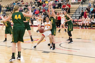 Ferris State University Women's Basketball vs  Northern Michigan University