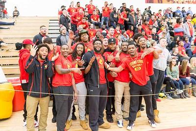 Ferris State University Men's Basketball vs  Northern Michigan University