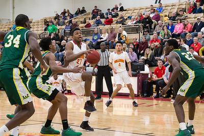 Ferris State University Men's Basketball vs Wayne State University