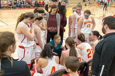 Ferris State University Women's Basketball vs Wayne State University