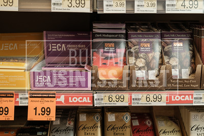Jena energy bars and Dark Forest Chocolate are examples of products put through the process.