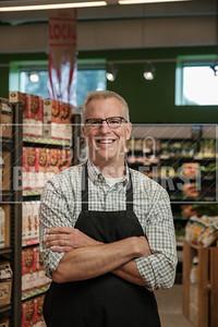 Tim Bartlett, general manager, Lexington Co-op.