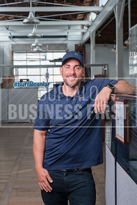 Tyler Uelbelhoer, CEO, Buffalo Solar.
