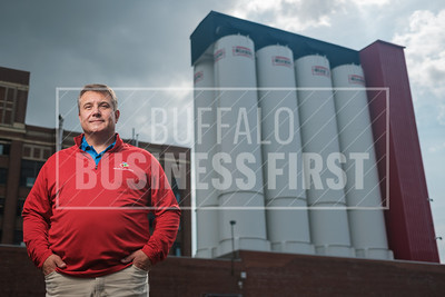 Rick Aumiller, general manager, Milk-Bone's Buffalo plant.