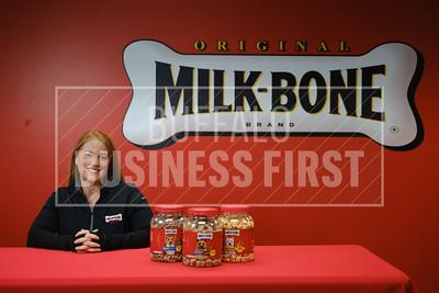 Jennifer Hasse, Milk-Bone's, HR professional.
