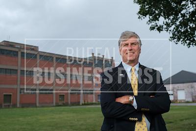 Bill Heussler, commercial broker, Hanna.