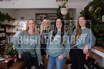 ROW-Plant Shack-Cara Hartzell-Molly Barniak-Rachel Stepien-Anna Hartzell-LB