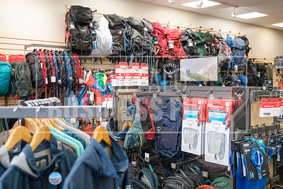 A look at Gear for Adventure's second location on Maple Road.