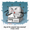 Virus - Webcomic about programming, web design and web browsers