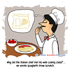 Spaghetti - Webcomic about programming, web design and web browsers