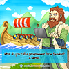 Nordic - Webcomic about programming, web design and web browsers