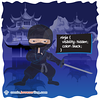 Ninja - Webcomic about programming, web design and web browsers