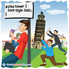 Tower of Pisa - Webcomic about programming, web design and web browsers