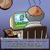 Grandpa - Webcomic about programming, web design and web browsers