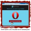 Opera - Webcomic about programming, web design and web browsers