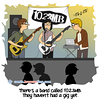 1023MB - Webcomic about programming, web design and web browsers