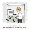 Las Vegas - Webcomic about programming, web design and web browsers