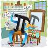 Pi - Webcomic about programming, web design and web browsers