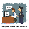 Browser History - Webcomic about programming, web design and web browsers