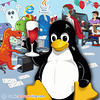 Tux Party - Webcomic about programming, web design and web browsers