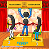 Programming Championship - Webcomic about programming, web design and web browsers