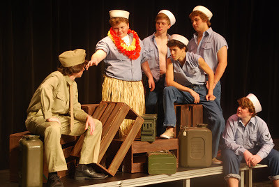 There's a song in the hearts of Memorial High Schools students as they gear up for the upcoming production of South Pacific.<br /> <br /> Come out and share in the fun and spirit at one of this month's performances.
