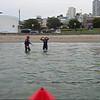 A THURSDAY SWIM AT AQUATIC PARK ON AUGUST2009